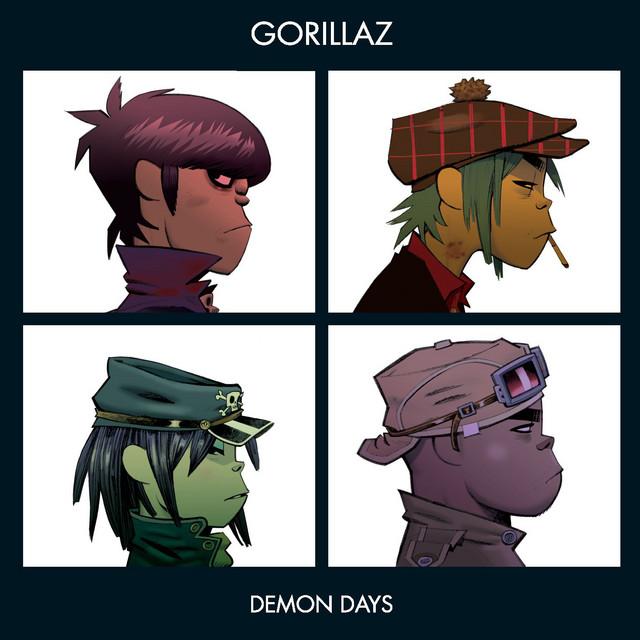 Gorillaz - Dare