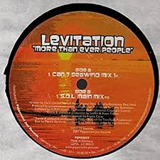 Levitation - More Than Ever People (feat. Cathy Battistessa)