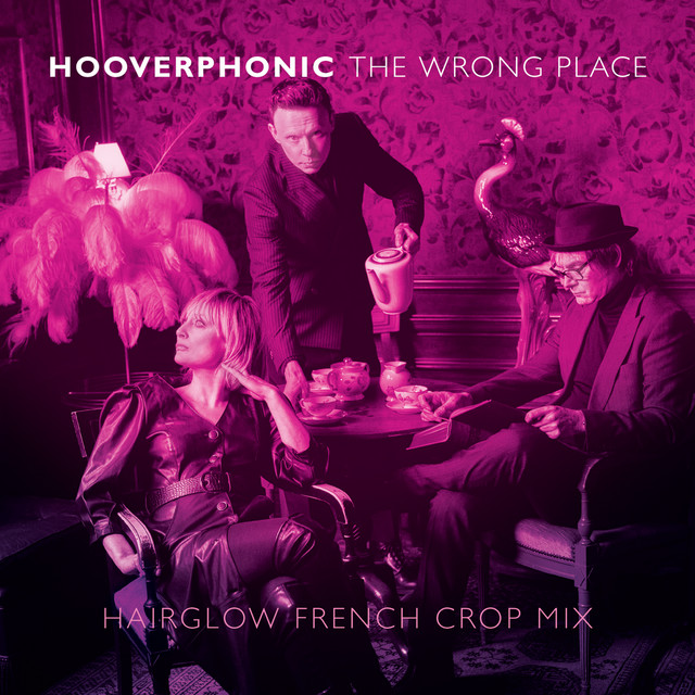Hooverphonic - The Wrong Place (Hairglow French Crop Mix)