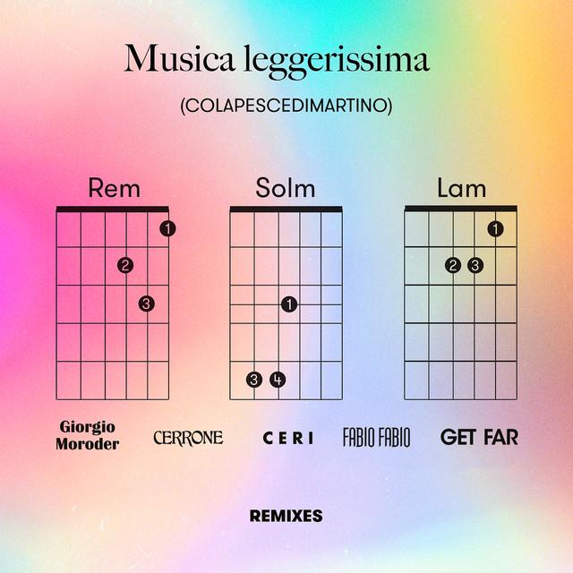 Musica leggerissima (Cerrone Remix)